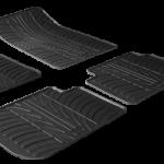 Za čist avtomobil, uporabite avto preproge in prevleke za sedeže!