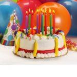Praznovanje otroškega rojstnega dne