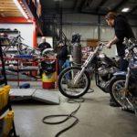 Kdaj narediti servis motornih koles?