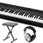 Prednosti in slabosti digitalnega klavirja Casio PX-160