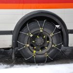 Zimske razmere tudi na cestah