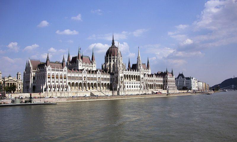 Madžarska - parlament