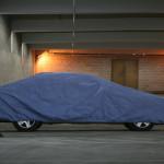 Cerada proti toči za učinkovito zaščito zunanjosti avtomobila