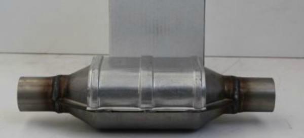 Kkatalizator se v večini primerov nahaja na spodnji strani motorja