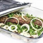Aluminijasta folija je nepogrešljiva v domači kuhinji