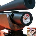 Zračne puške za natančne strele, tudi na daljše razdalje